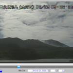 鹿児島・口永良部島が噴火(気象庁の噴火画像)